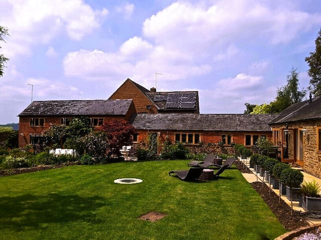 Wold Farm Bed & Breakfast peaceful, friendly, - Northamptonshire - Bed & Breakfast