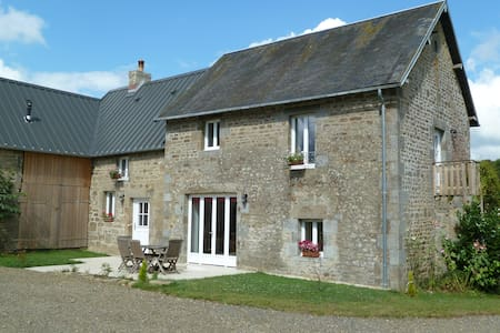 Holiday home in rural Normandy - Champ-du-Boult - Haus