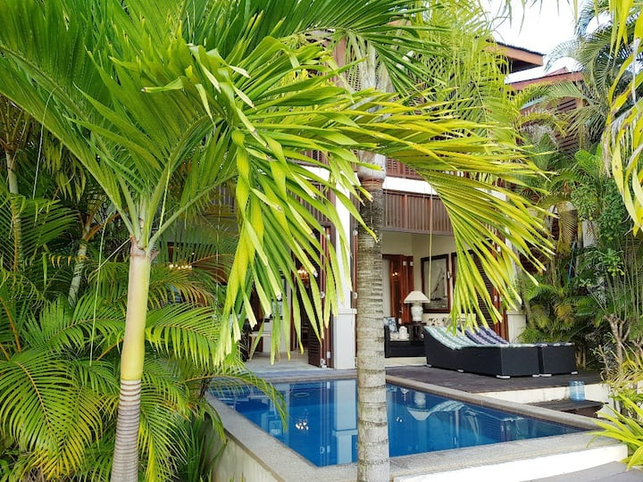 Maison with private pool