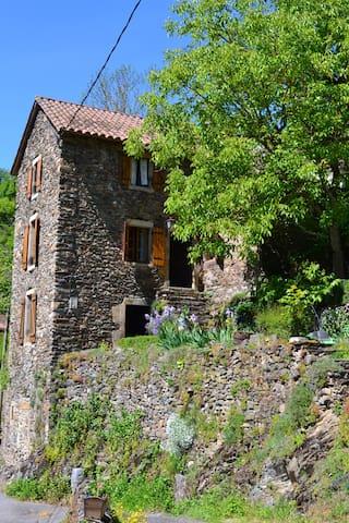 Maison de caractère - Balaguier-sur-Rance - Casa