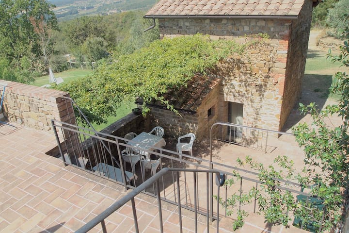 Cipresso appartamento agriturismo - Province of Siena - Apartment