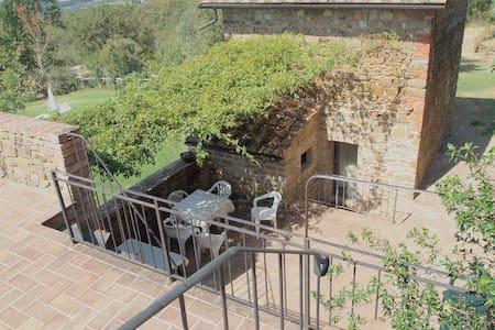 Cipresso appartamento agriturismo - Province of Siena - Wohnung