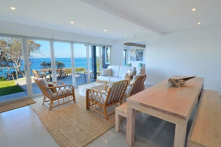 Cool and comfy oceanfront studio/apt. - Ulladulla - Huis