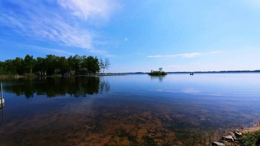 Lake Mitchell Retreat