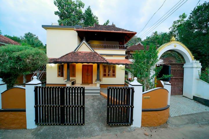 -Swasthi Griha Homestay,Aranmula