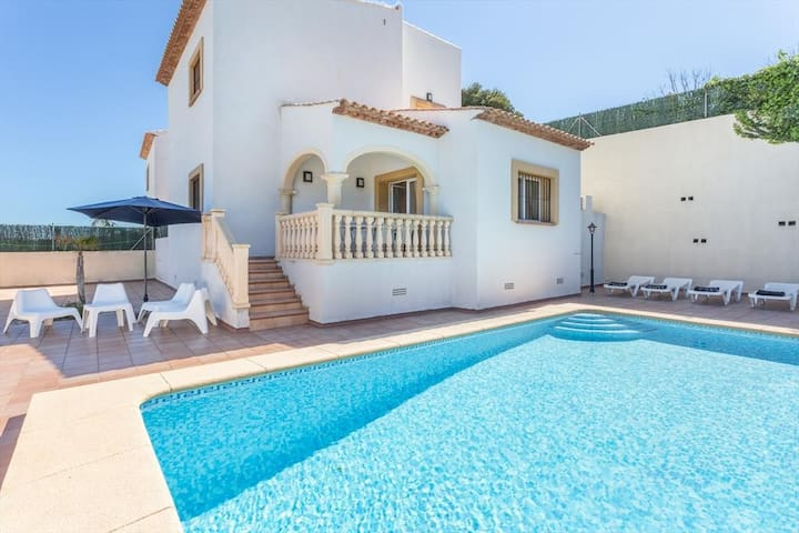 Holiday homes Monte Rosa - Javea - House