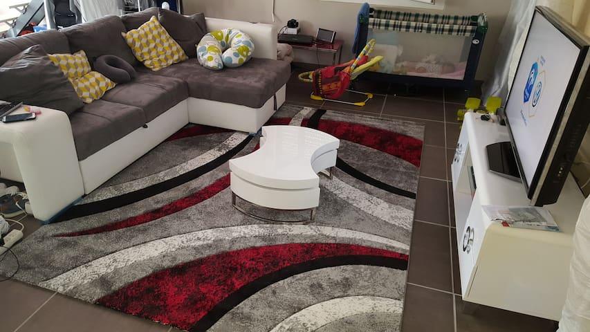 Logement entier Appartement 110m pré de nimes 15mn - Bellegarde - Apartmen