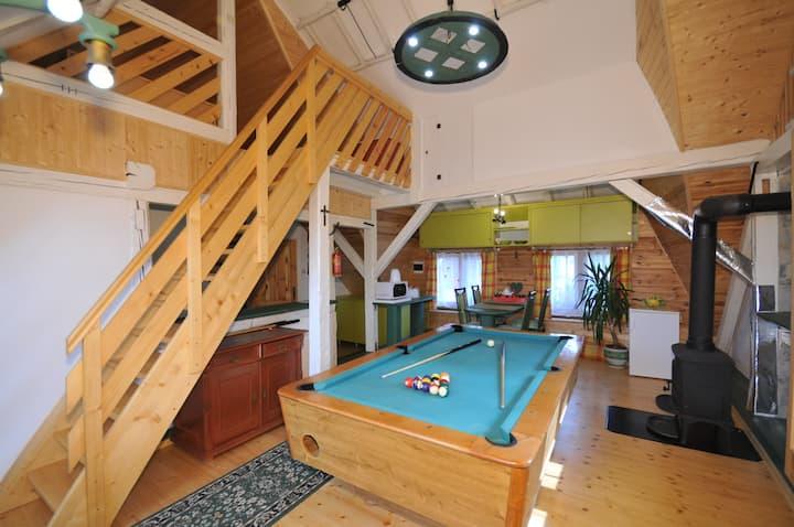 3-spálňový dom