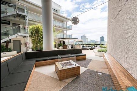 Trendy condo flat - Saint Kilda - Apartamento