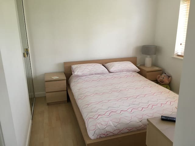 Furnished Double Bedroom