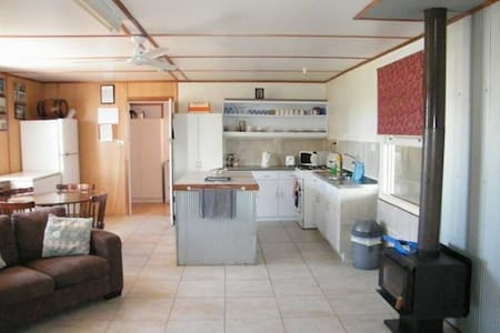 Beachcomber Holiday Rental - great for families