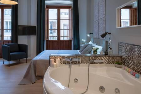 Appartamenti Luxury con vasca idromassaggio