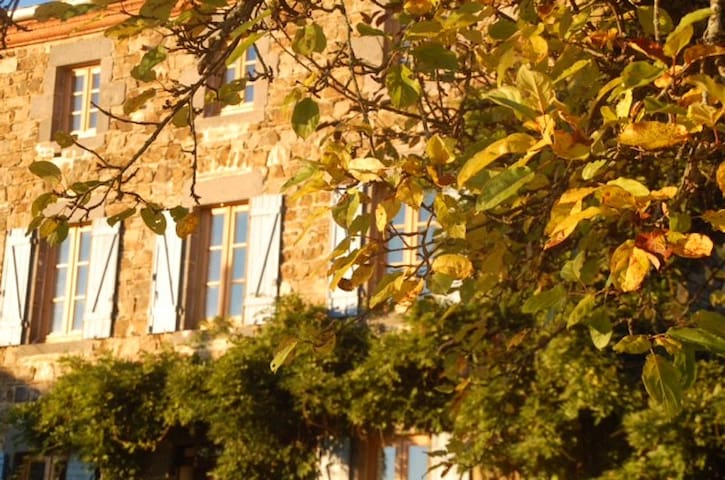Le Rocher-Armandon, entre campagne et forêt - Saint-Préjet-Armandon