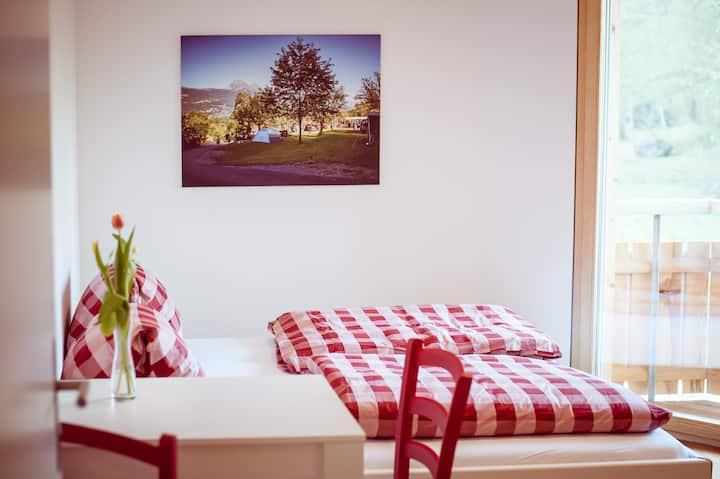 Gemütliches Zimmer für 2 Personen im Gästehaus