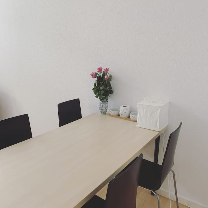 cozy and cheap, convenienct  apartment in Aarhus