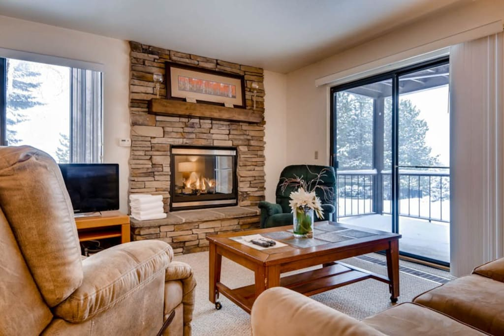 Red Pine #B1 Living Area