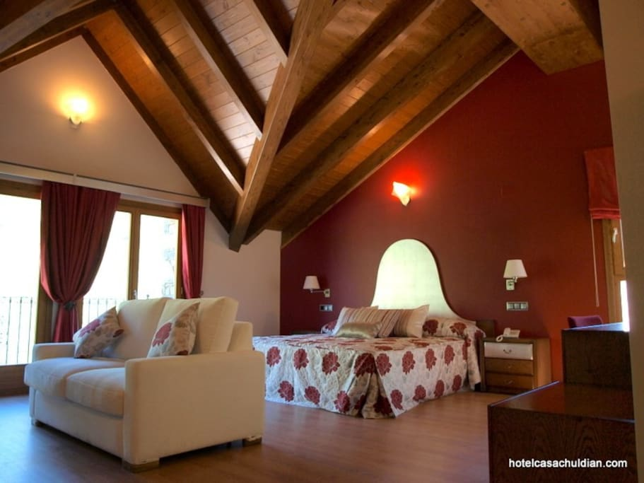 Habitación Suite para 2 o 4 personas