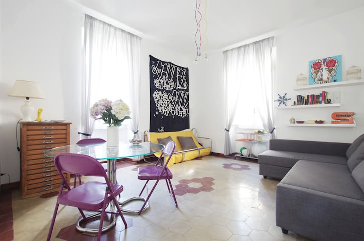From Testaccio with love - Roma - Condominium