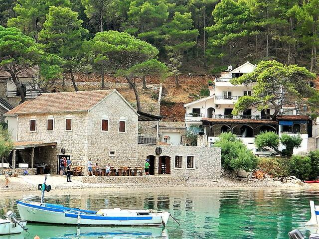 Apartment Apollo (29001-A2) - Zastrazisce - island Hvar