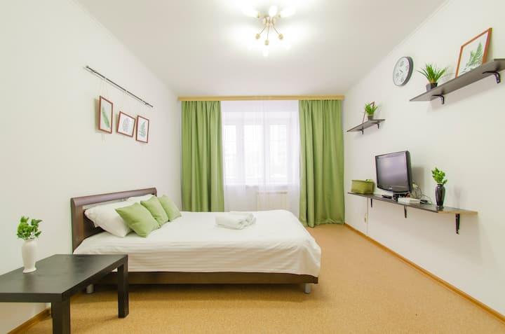 Уютная квартира,как дома