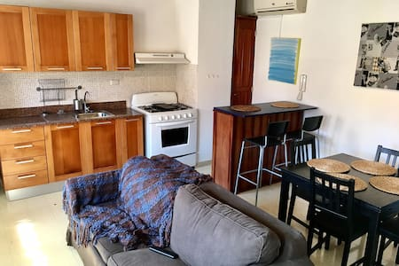Cozy Fully Equipped Apartment in Gazcue - Santo Domingo