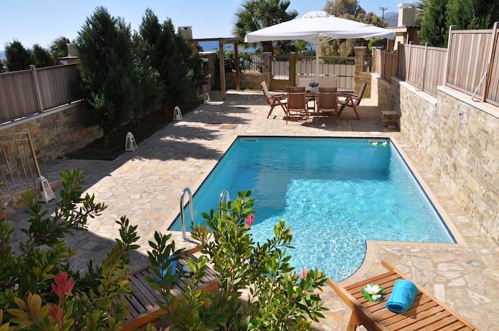 Pearls Of Crete - La Regente Pearl - Lasithi - Villa