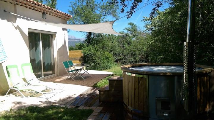Spa Cabanon de charme proche Aix-En-Provence