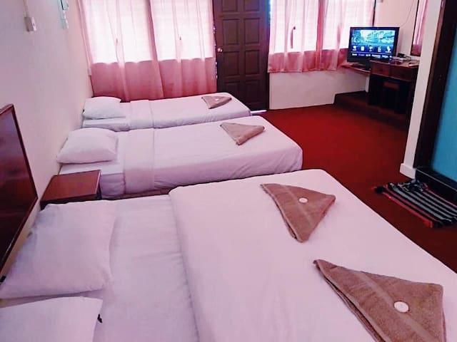 rumah rehat kroh inn