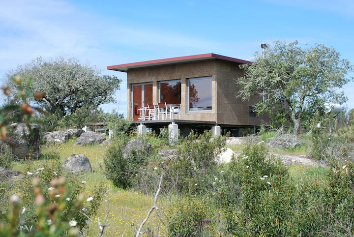 Bubulcus & Bolotas - Off Grid Nature Holiday Home
