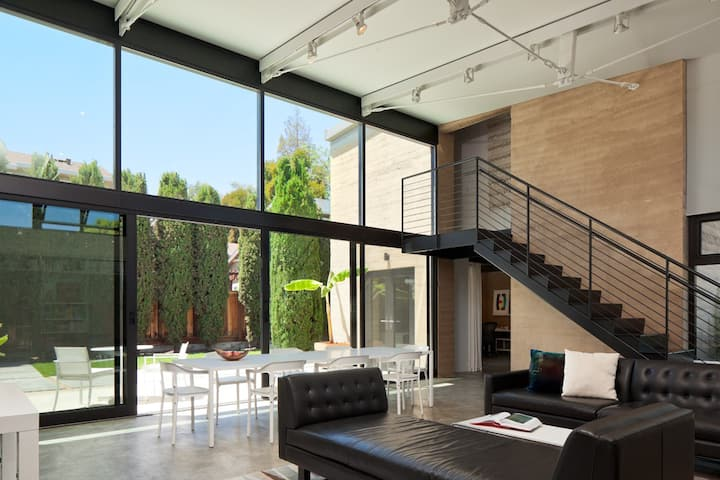 Contemporary Architectural Sanctuary [2 BR/2.5 BA]