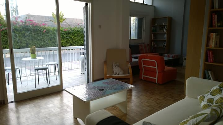 Beautiful apartment in the heart of Nicosia