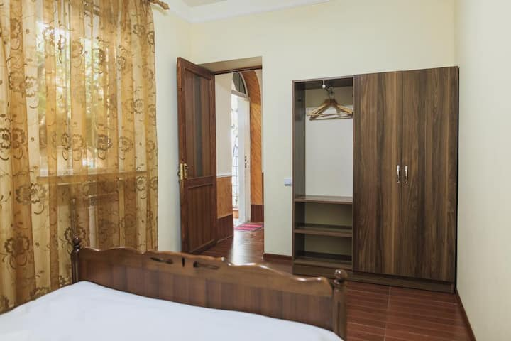 Double bed room guest house
