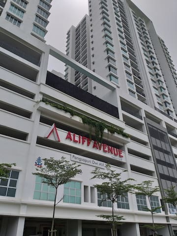 Aliff Avenue Homestay