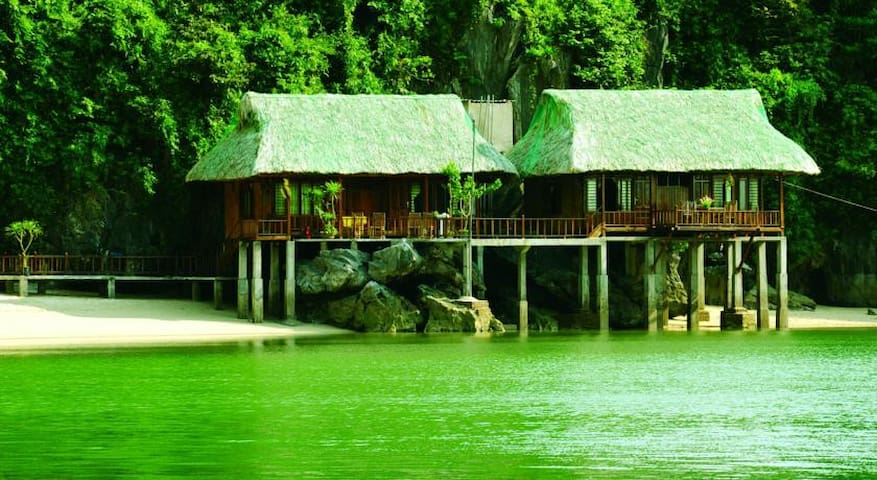 Imperial Cruise - 3days/2nights - 1nt Bungalow - Hanoi - Bungalou