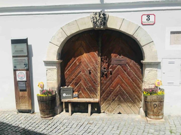 Schlaf.Cabinet im Bio.Weingut (Lesehof seit 1424)