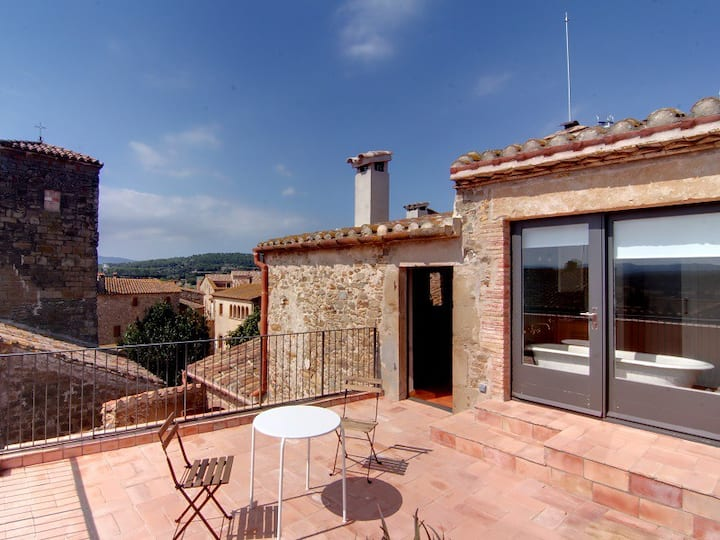 Artista · Panoramic Suite Costa Brava Between Sea&Mountain