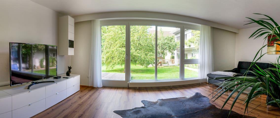 Davennablick, exklusive Wohnung, 80 m2 Wohnfläche