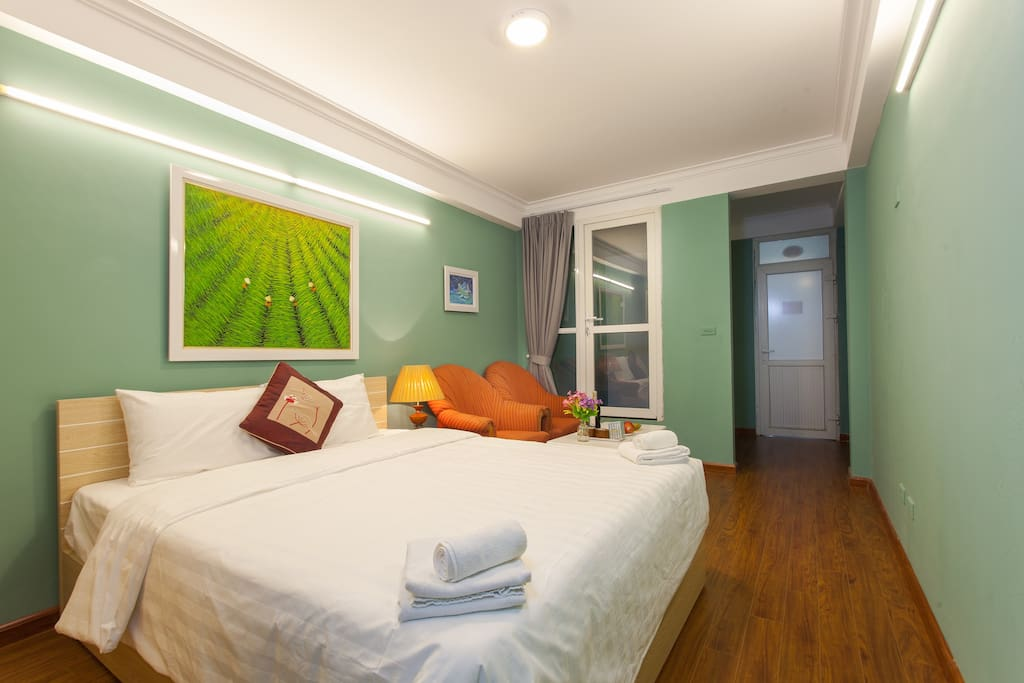 Authentic Homestay in Old Quarter ( Private Room)