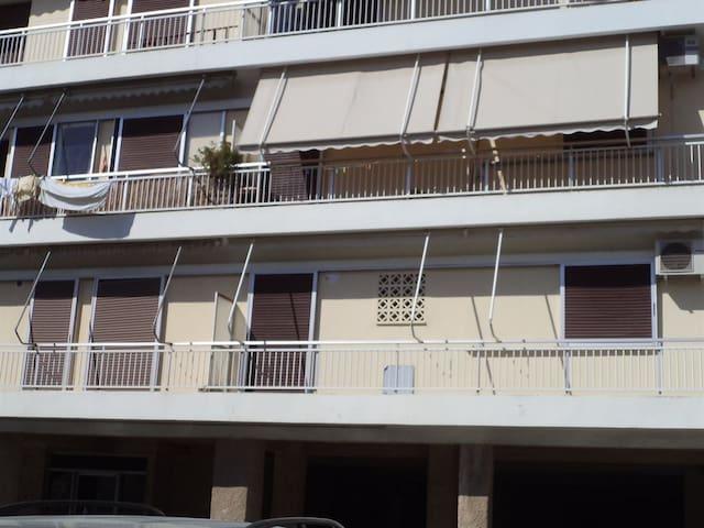 1 bedroom Flat in Corinth RE0058 - Xilokastro - Byt