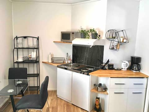 **** APARTMENT WITH GARDEN AND TERACCE ****
