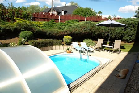Apartmán s bazénem - Karlovy Vary - Departamento