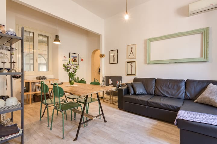 Lovely design apartment in the heart Rome - Roma - Pis