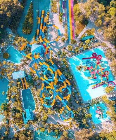 10 min to Escape adventure theme park