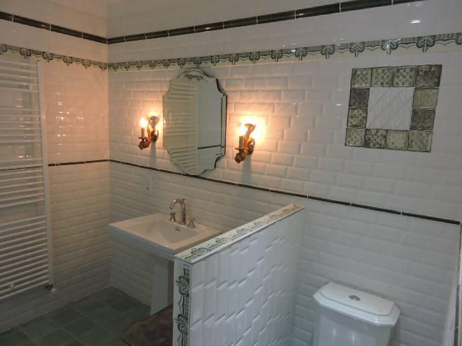 Salle de bain 'La fauverie'