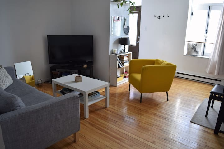 Private appartment in the city center - Ville de Québec - อพาร์ทเมนท์