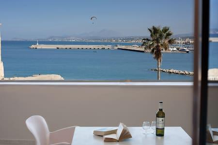 Superior Room with Marina View - Rethymno