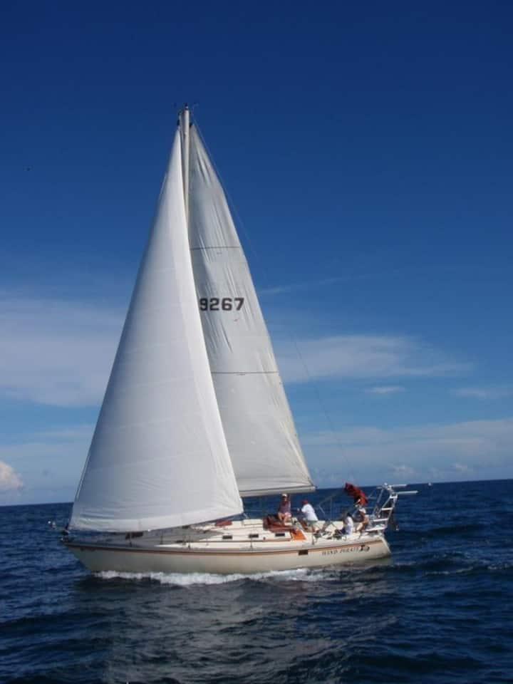 Wind Pirate @ sail