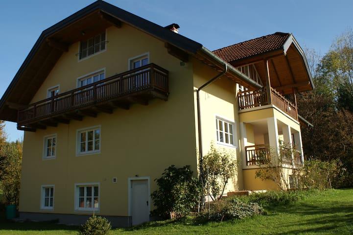 Appartement Panoramblick I nähe Salzburg-Oberndorf - Jauchsdorf - Talo
