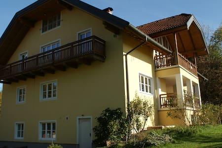 Appartement Panoramblick I nähe Salzburg-Oberndorf