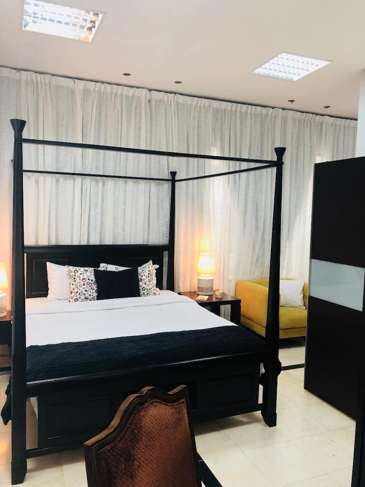 AMAZING SUMMER OFFER-LOVELY ROOM-TOP LOCATION-DIFC